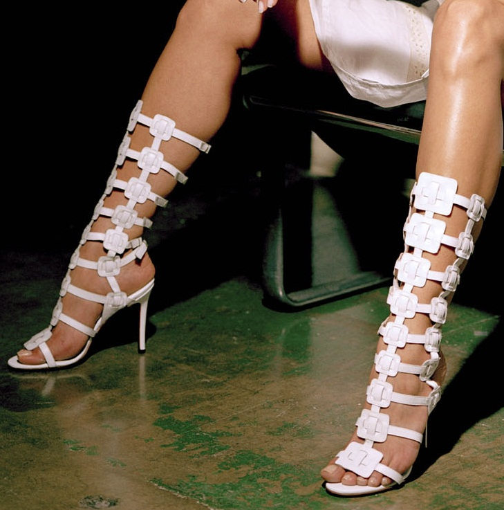 Roselyn Sanchez Celebrity High Heels And Feet