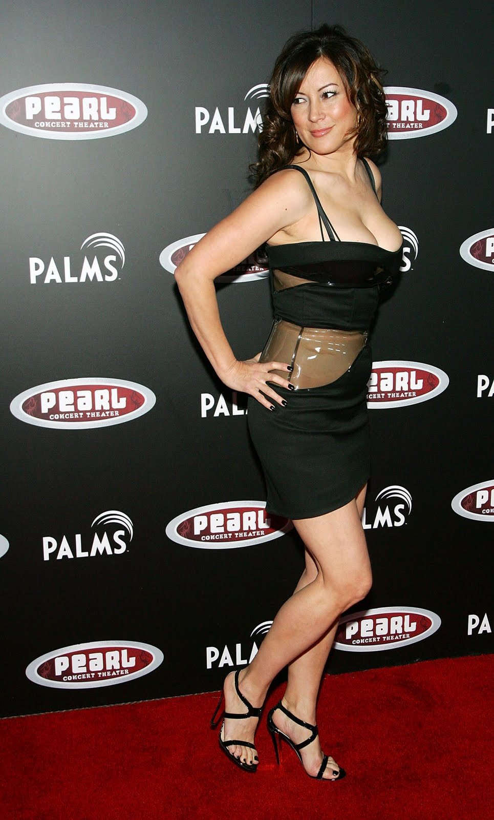 Jennifer Tilly Celebrity High Heels And Feet