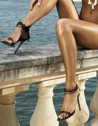 Johanna Krupa Celebrity High Heels And Feet