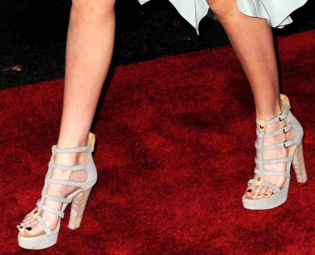 Stephanie Pratt | Celebrity High Heels and Feet